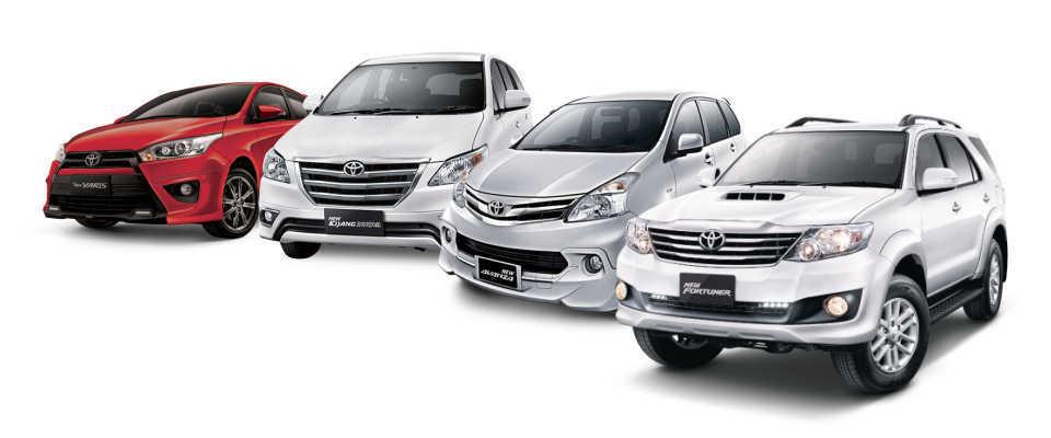 Sewa Mobil Innova Reborn di Pampang Makassar